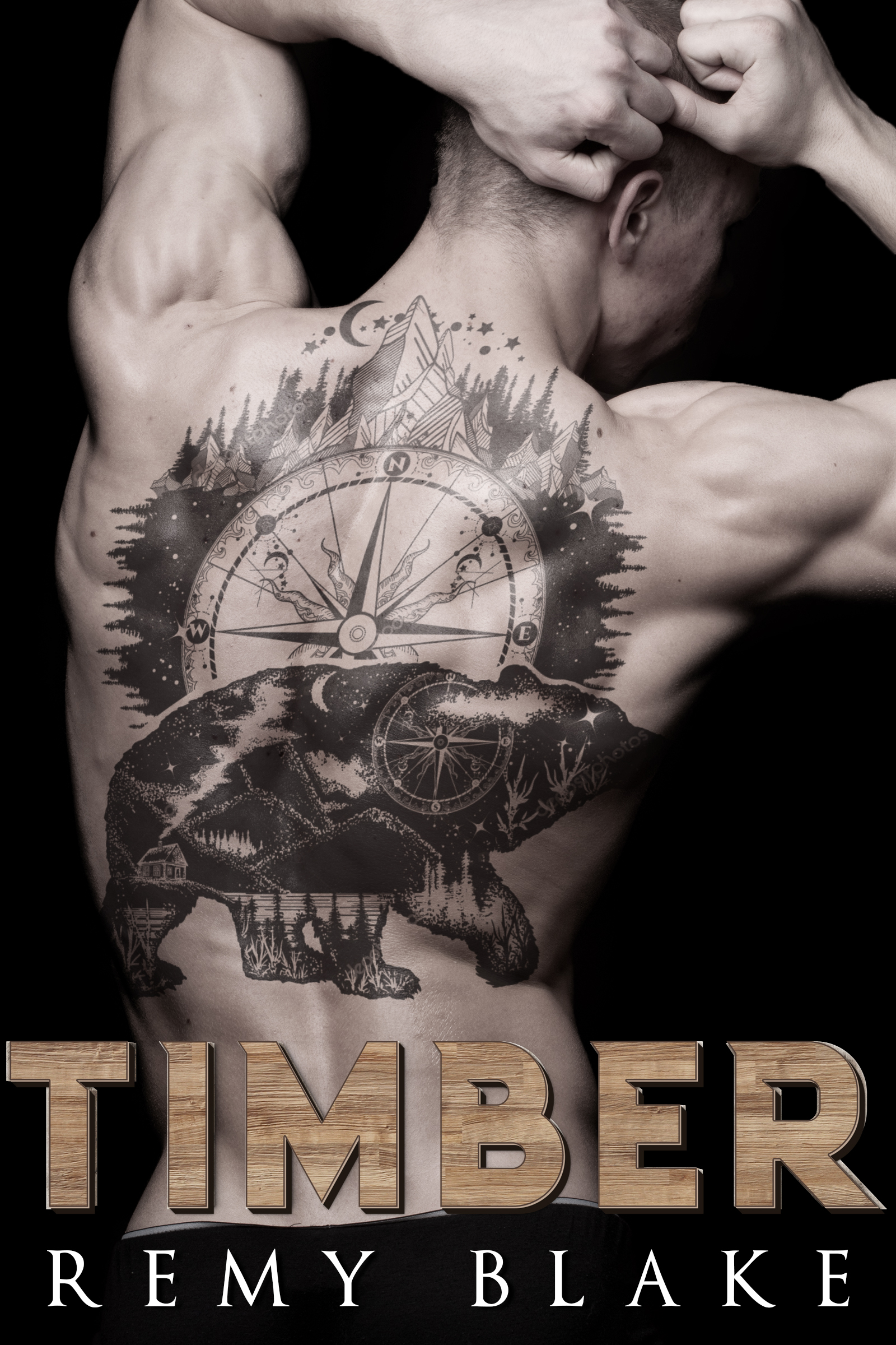 Timber Remy Blake Ecover FOR AMAZON